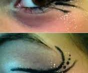 Dance make-up