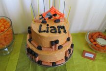 Liam birthday party / by Erin McHoul