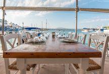 Spetses Greek Island / Traveling around greek islands at summer 2016