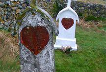 oude begraafplaatsen