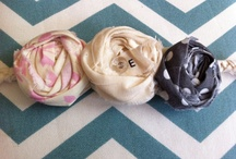 Headbands, Bows and Flowers / by Jessica Worwood