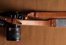 Camera Strap / Ideas for a leather camera strap