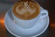 Coffee shop / None / by Jyotika Purwar