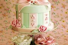 Who's for cake / by Dianne Wallace