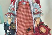 Bonecas Costureiras