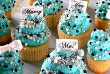 Cups cakes and everything sweet!! / by Christine Major