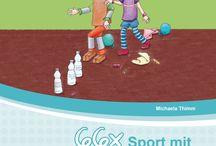 Unterrichtsmaterialien Sport / Wir zeigen euch alle Unterrichtsmaterialien rund um das Thema Sport aus dem Programm unseres Lernbiene Verlags.