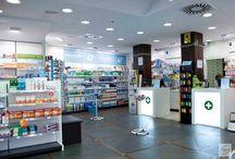 FARMACIA / retail de farmacias