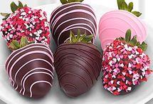 Chocolate  / Diferentes presentaciones del chocolate!!!!