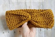Fall and Winter Crochet / Cold weather crochet patterns and Inspiration. Hats| Scarves | Wraps | Mittens | Slippers | Cozy Blankets and Sweaters