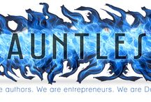 Dauntless authors