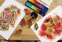 Autumn // Herbst / Ideen für den Herbst