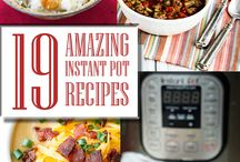 Healthy Instant Pot Recies