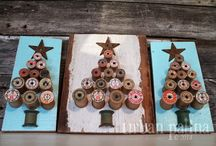 Wooden Spool Fun / by Claudia Boling