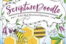 Scripturedoodle / where creativity + worship meet