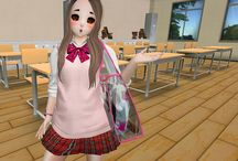 Second Life Anime