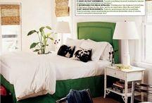 Bedroom Inspiration / by Julie