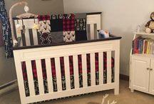 Baby boys room