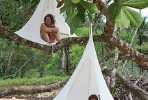 Taman camping villla