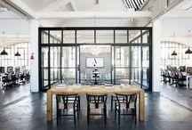 office lounge & dinning room