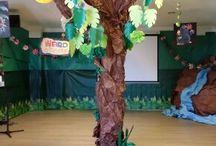 okul öncesi ağaç