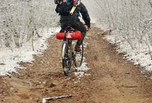 Traveling by bicycle / Full of bicycle travellers, travelling tips & tricks etc.