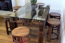 mesas para Maty