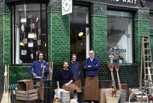London funky shops to visit