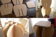 Cardboard+modular / Furniture