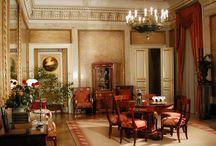 Hotel interiors/ Wnętrza Grand Hotelu