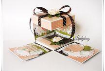 Ladybug - my work / http://kartkolandia.blogspot.com/