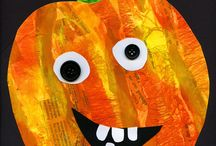 Fall Crafts with Kids