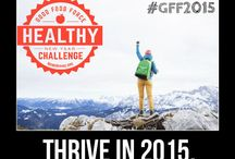 Good Food Force Healthy New Year Challenge / Sharing tips, resources and activities from the #GFF2015 Challenge. More info: http://moms.ly/HealthyNewYearChallenge / by MomsRising