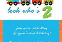 birthday ideas! / by Jenna Godderz