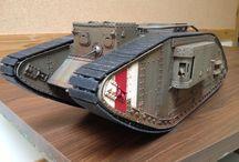 Tanks that interest me