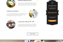 F&B Website