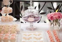 Dessert Table + Stations