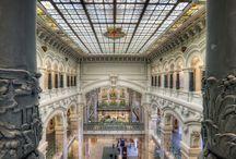 Edificios distinguidos en Madrid