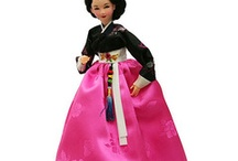 Traditional Doll in Korea / Korean Traditional Doll