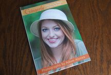 Redhead books / Portrait photography books of natural redheads