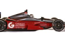 Ganesh Racing / Schmidt Peterson Motorsports Partners with Ganesh Machinery. Schmidt Peterson Motorsports (SPM) now has a multi-year partnership with Ganesh Machinery. As an associate partner of SPM, the Ganesh Machinery branding will be featured on both of the SPM Verizon IndyCar Series cars in 2016.