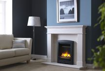 "3D Ecoflame Electric Fires / Here is our range of inset 16"" electric fires, with 3D Ecoflame technology."