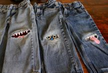 Patches for jeans