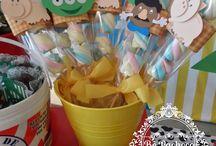Festa infantil toy story