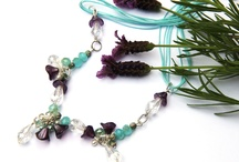 Bead Jewellery / A selection of bead jewellery for inspiration