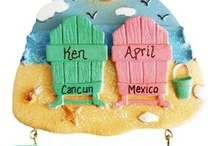 Destination Wedding Ideas / Great Destination Wedding Ideas / by Personalized Ornaments for You