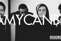 21/08 Amycanbe live @ Disorder Fest / http://www.amycanbe.it