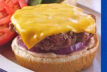 Cheeseburger / by Rocco DiSpirito