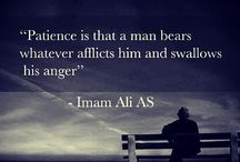 Nasehat Imam Ali (as) / Kumpulan kata-kata hikmah Imam Ali as.