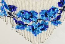 Beaded Necklace No 3
